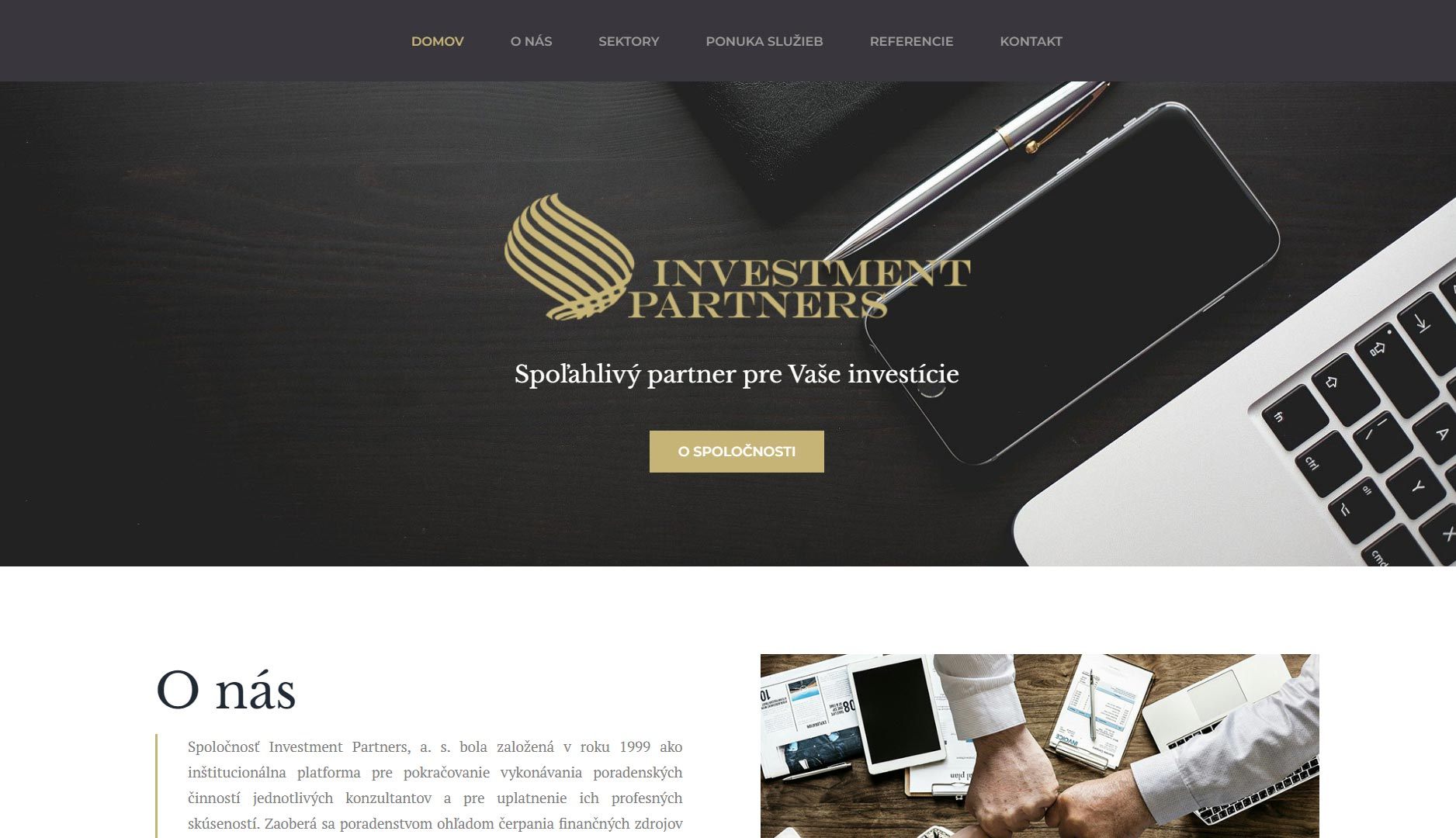 Investment Partners